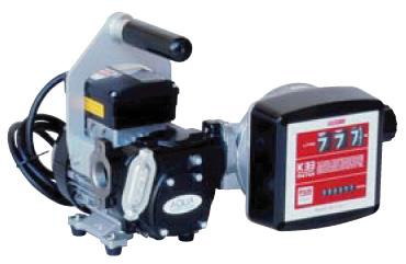 K33EVP-56 電動ポンプ 簡易機械式流量計付 灯油/軽油用 K33EVP56