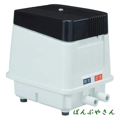 【安永】浄化槽エアーポンプ ブロア ブロワエアポンプ EP-60ER 逆洗タイマー付 電磁式 100V EP60ENRの後継 浄化 槽 省エネ 静音 新品ブロワー ブロアー ポンプ