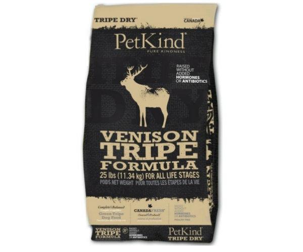 好き嫌いの激しい犬へ☆ PetKind TripeDry グリーンベニソントライプ11.34kg 5000円以上で送料無料