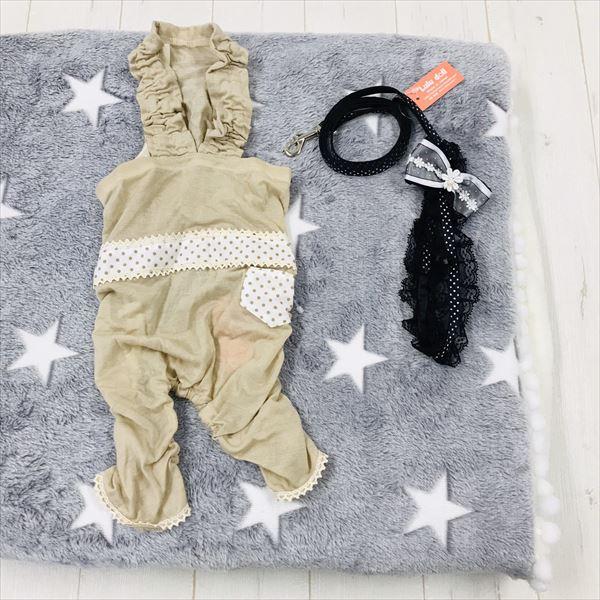 ◆Lulu dollの福袋◆Mサイズ (E)【送料無料】☆1万5000円相当のお品☆犬 服 福袋 HAPPYBAG