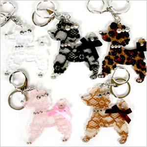 プラキー ring race poodle