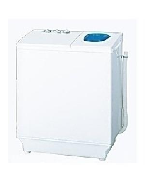 HITACHI(日立) 2槽式洗濯機 洗濯・脱水容量6.5kg 4902530117936 青空 PS-65AS2