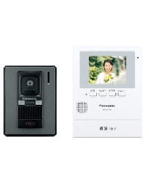 Panasonic(パナソニック) テレビドアホン【電源直結式】 4549077955814 VL-SE30XL