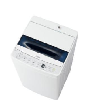 Haier(ハイアール) 5.5kg全自動洗濯機 4562117086958 JW-C55D-W (ホワイト)