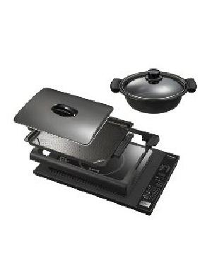 Panasonic(パナソニック) IHホットプレート 4902704558572 KZ-HP2100