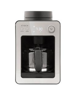シロカ(siroca) 全自動コーヒーメーカー 4589919810130 カフェばこ SC-A351