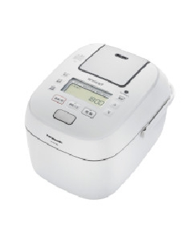 Panasonic(パナソニック) 可変圧力IHジャー炊飯器 4549980223628 Wおどり炊き SR-PW109