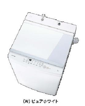 送料別 使い勝手の良い TOSHIBA 買い物 東芝 全自動洗濯機 洗濯 W AW-10M7 脱水容量 10kg 4904530404009