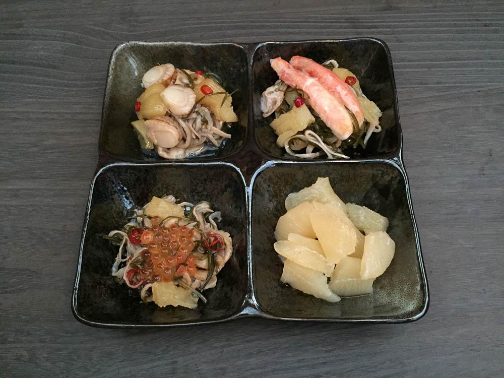 送料無料 絶品美味 北海道 海の幸小分けパック詰合せ ギフトに 代引き不可 お中元 国内送料無料 お歳暮 全国どこでも送料無料