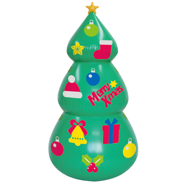 パンチングPOPツリー|クリスマスバルーンポップ