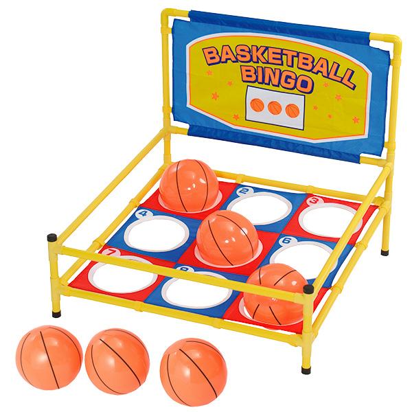 抽選バスケットボールビンゴ 抽選グッズ 抽選用品&ゲーム  XT8-0035  78×85×84cm