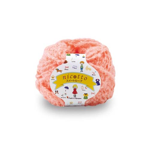 単色 ナイロン-30% 30g玉巻 約23m 超極太 3玉入1袋 オリムパス 数量限定 毛糸 ニコットスイートループ ナイロン 高級な 毛糸のポプラ 取寄商品