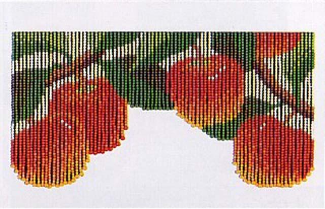 手芸 KIT スキー毛糸の元廣 S24 リンゴ 1ケ ビーズ手芸【取寄商品】