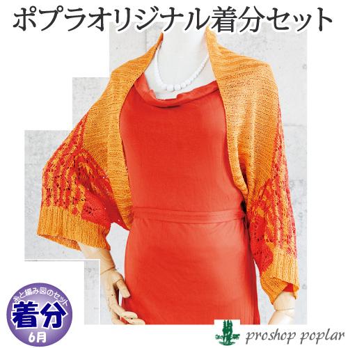 【春夏】透かし模様のマーガレット【中級者】【編み物キット】