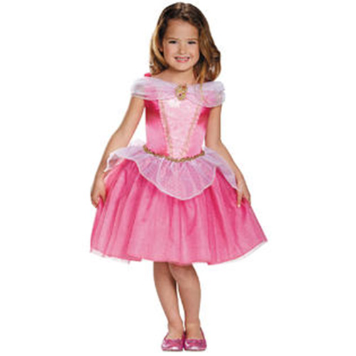 3 1900 disney princess aurora costume for four to six year old 11722 disney halloween costume cosplay kids non packet 4 years 5 years 6 years