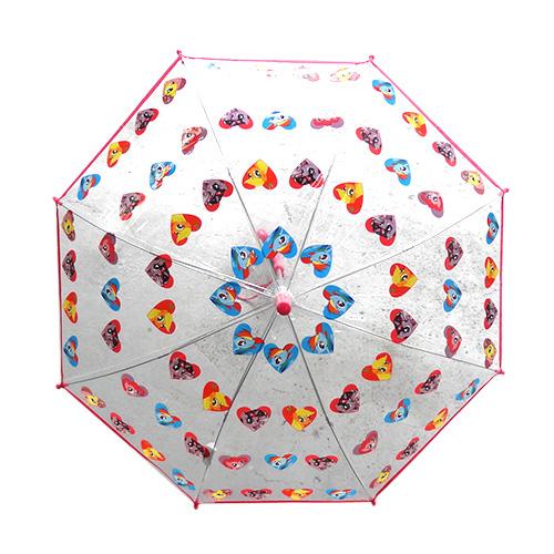 ★我的小矮种马乙烯树脂伞11735 My Little Pony伞乙烯树脂伞小孩进口进口yuu分组不可能