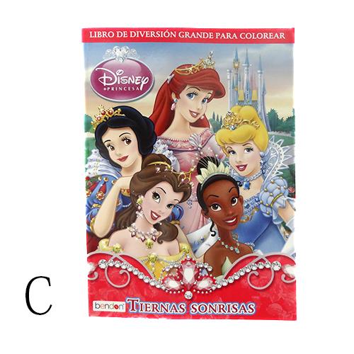 Disney Princess coloring book 11800 Disney Princess drawing for coloring  drawing for coloring cognitive education toy delivery
