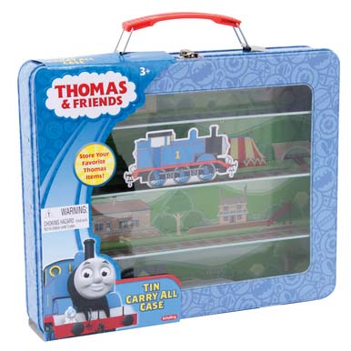 PT 10 Times! 3, 19 Thomas The Tank Engine Thomas Train Case Toy Train Train  Storage Carry Case Cans Packets Do Not Post