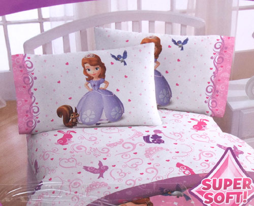 Packet non-Reversable little Princess Sofia (Sofia the First) Yu
