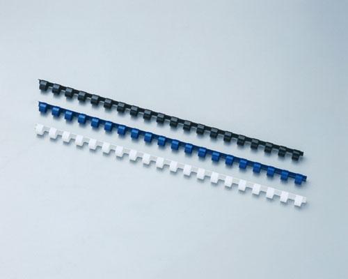 アコ・ブランズ・ジャパン GBCプラスチックリング【28mm/A4/20穴用/50本入/白】PR2820A4Z-WH