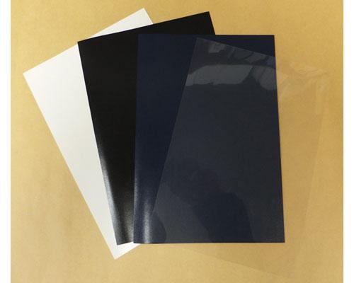 ファーストバック製本用表紙 コンポジションカバー/A4/ブラック/100枚