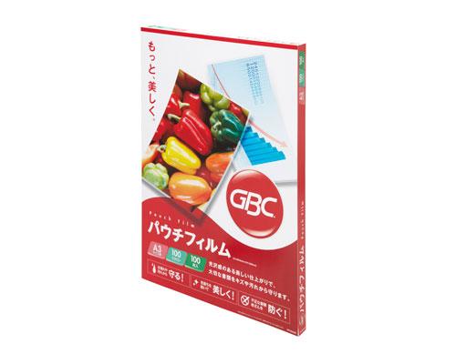 アコ・ブランズ・ジャパン GBCパウチフィルム A3サイズ/500枚 YP100A3R-500