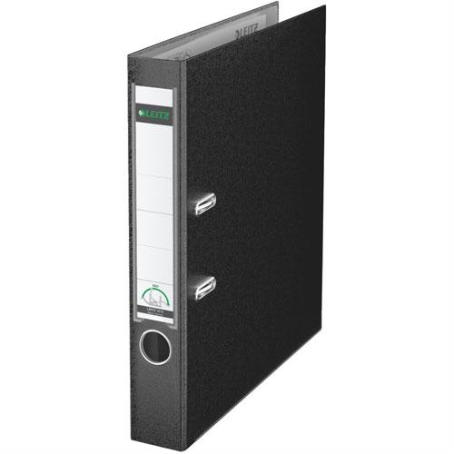 LEITZ ライツ レバーアチファイル【20冊まとめ買い】A4/55mm/約350枚 ブラック 1015-50-95