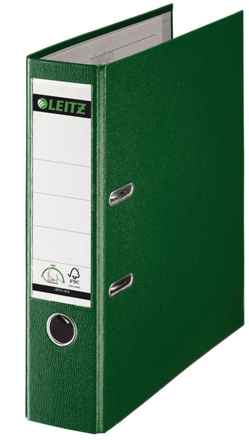 LEITZ ライツ レバーアチファイル【20冊まとめ買い】A4/81mm/約600枚 グリーン 1010-50-55