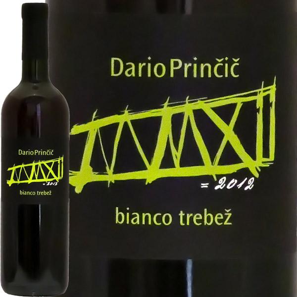 ビアンコ・トレベツ・セレツィオーネ・ヌオーヴァ[2012]ダリオ・プリンチッチBianco Trebez Selezione Nuova 2012 Dario Princic