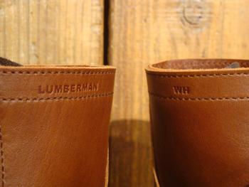 WAREHOUSE ( warehouse ) LUMBERMAN BOOTS