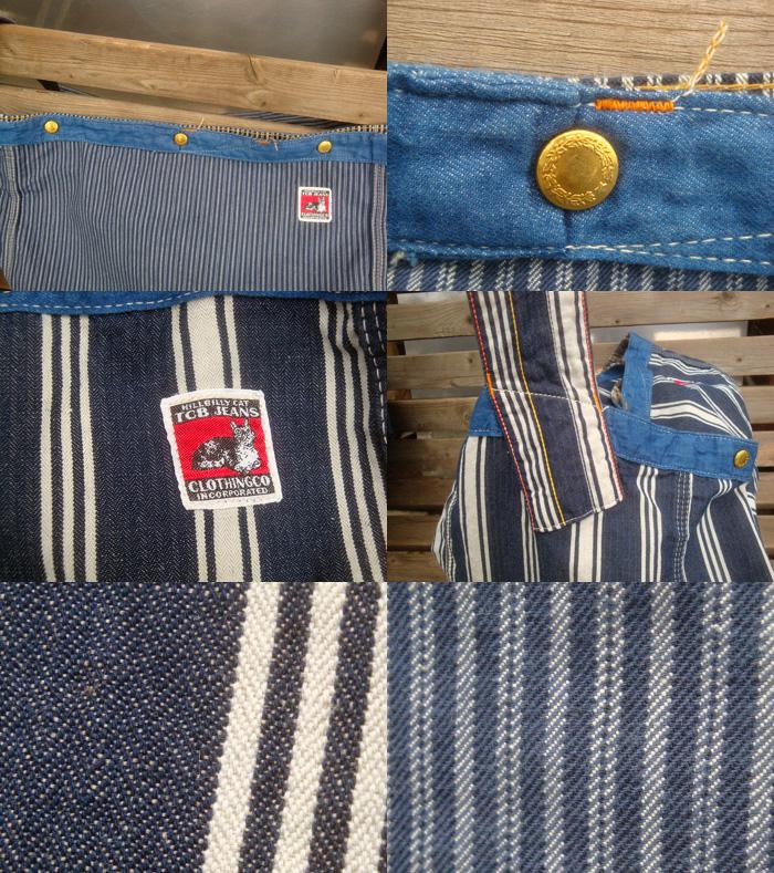 "TCB jeans (jeans TCB) ""NEWS PAPER BAG / news paper bag"""