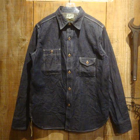 """【送料無料】 JELADO(ジェラード) JELADO PRODUCT """"Smoker's Shirt/スモーカーズシャツ"""" JP31143"""