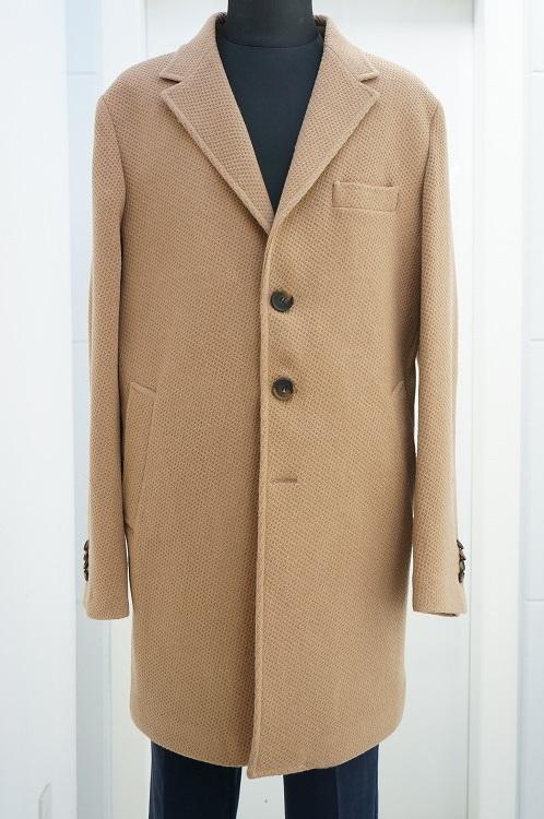 30%OFF SALE! 【EXIBIT cpd725】コート キャメル エクシビット  インポート イタリア 海外ブランド