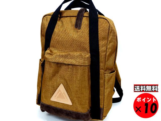 ANONYM CRAFTSMAN DESIGN アノニムクラフツマンデザイン 日本製 デイパック 6H DAYPACK ブラウン 送料無料 【あす楽対応】