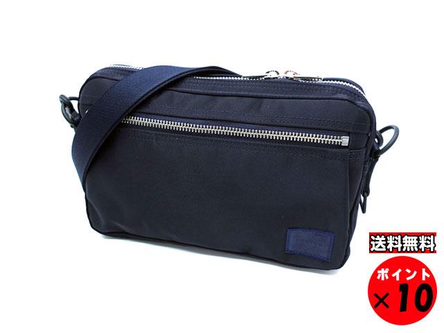 ポーター 吉田カバン LIFT リフト ショルダーバッグ(S) 822-06129 ネイビー 送料無料