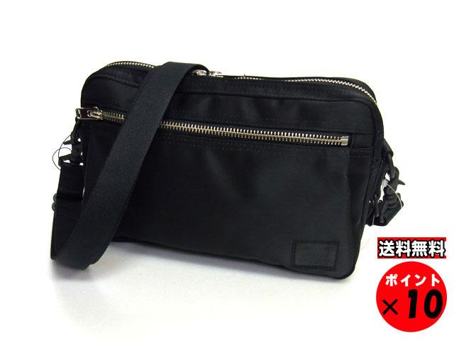 ポーター 吉田カバン LIFT リフト ショルダーバッグ(S) 822-06129 ブラック 送料無料