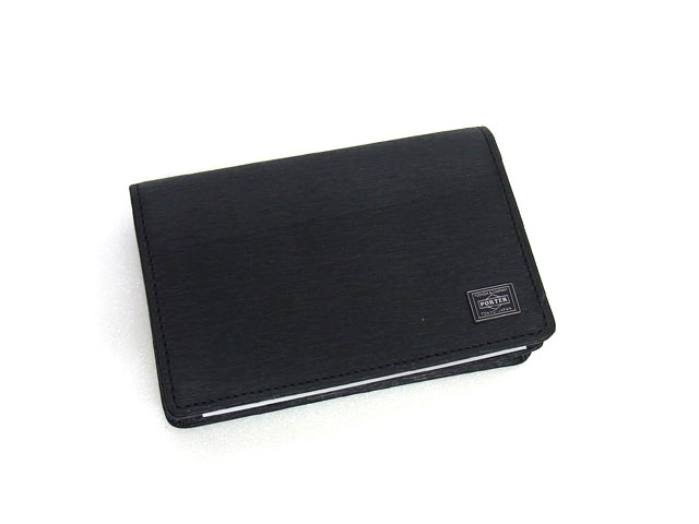 ポーター 吉田カバン CURRENT カレント カードケース 052-02207 ブラック 送料無料!! 【あす楽対応】