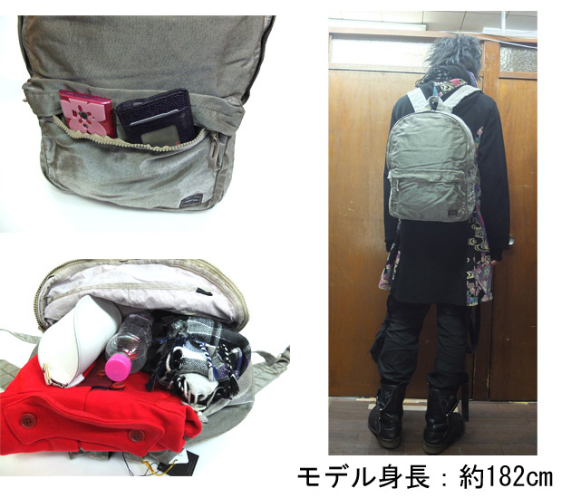 搬运工人吉田包OVERDYE obadaideipakku(S)518-09767黑色!!