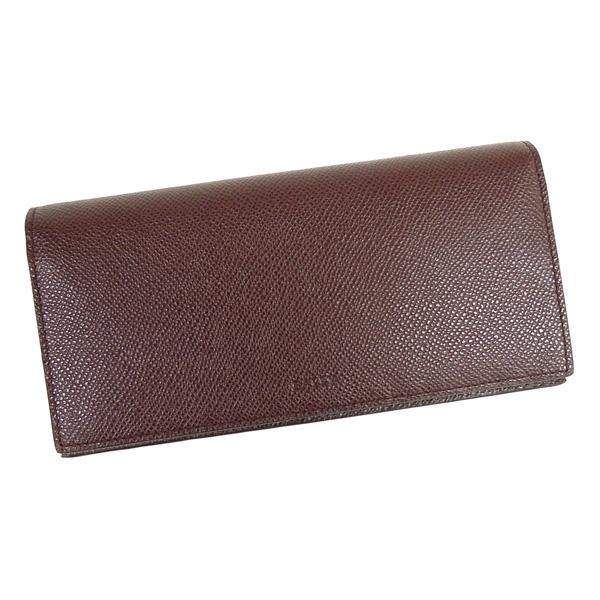【並行輸入品】 バリー 財布 BALLY BALIRO.B 146 小銭入れ付き ボルドー+ブラウン