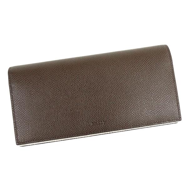 【並行輸入品】 バリー 財布 BALLY BALIRO.B 16 小銭入れ付き ブラウン+オフホワイト
