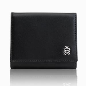 【並行輸入品】 ダンヒル 小銭入れ 財布 メンズ ウェセックス L2R380A ブラック dunhill