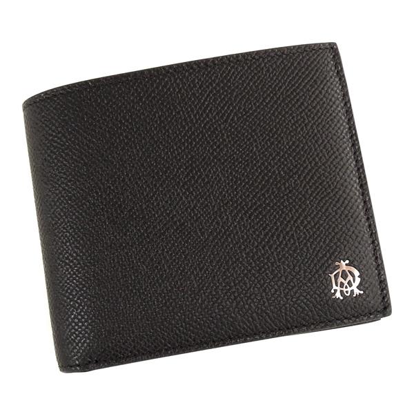 【並行輸入品】 ダンヒル 財布 メンズ dunhill カドガン L2AC30A ブラック