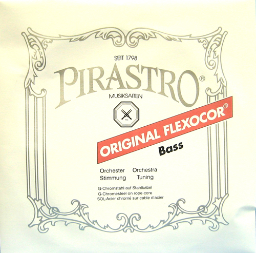 OriginalFlexocor オリジナルフレクソコアコントラバス弦 1G(3461)