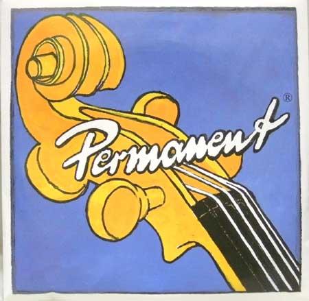Permanent パーマネントコントラバス弦 4E(3434)