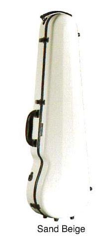 Eastmanイーストマン バイオリンケースグラスファイバー サンドベージュ【取寄せ商品】