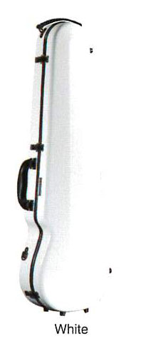 Eastmanイーストマン バイオリンケースグラスファイバー ホワイト【取寄せ商品】