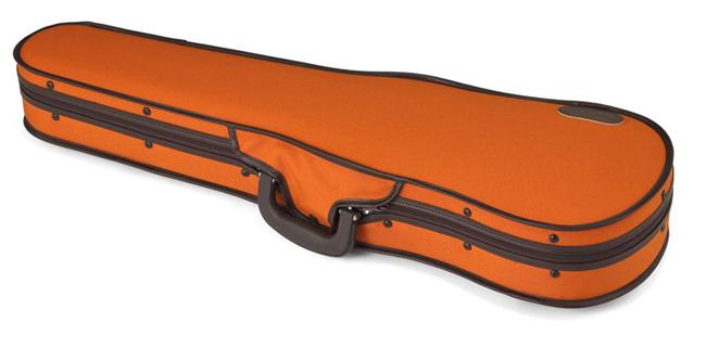 楽器の保護性を高めたワンランク上のバイオリンケース Toyo Shell R 東洋楽器 バイオリンケースULシェルR 取り寄せ商品 オレンジ 授与 贈物 4