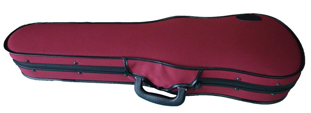 送料無料 国内メーカーの安心ケース 新商品 Toyo UL Shell 各サイズ レッド 取り寄せ商品 格安 新色 1 バイオリンケースULシェルONE 東洋楽器