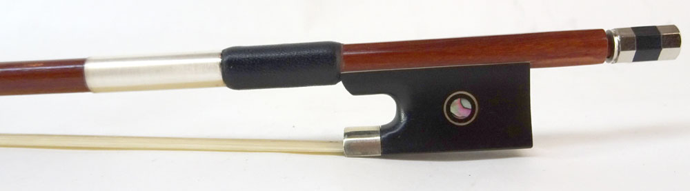 【Speranza】スペランツァ バイオリン弓 ヘルナンブコ材 SB-40<4/4~1/8>
