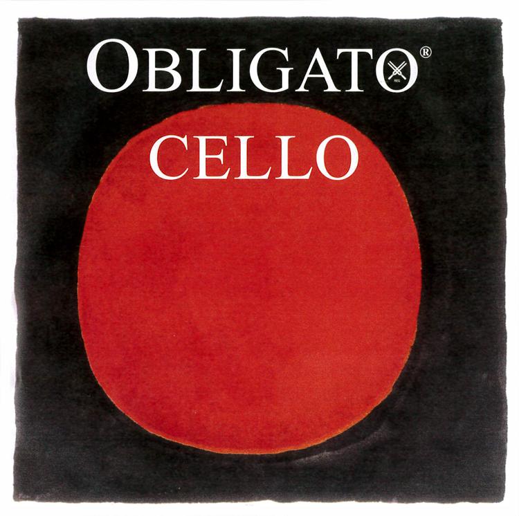 Obligatoオブリガート チェロ弦 4C(4314)